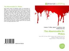 Bookcover of The Abominable Dr. Phibes