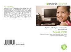 Arcade (film) kitap kapağı