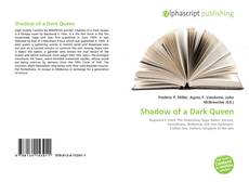 Buchcover von Shadow of a Dark Queen