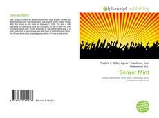 Borítókép a  Denver Mint - hoz