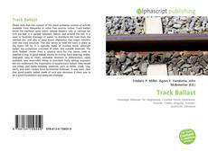 Bookcover of Track Ballast
