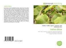 Copertina di Indian Wine