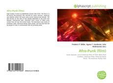 Buchcover von Afro-Punk (film)