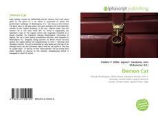 Bookcover of Demon Cat