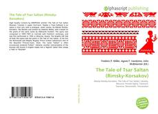 Buchcover von The Tale of Tsar Saltan (Rimsky-Korsakov)