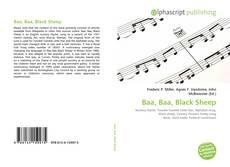 Bookcover of Baa, Baa, Black Sheep