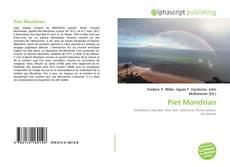 Bookcover of Piet Mondrian
