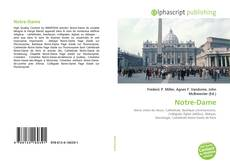 Bookcover of Notre-Dame