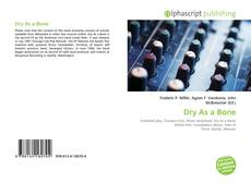 Bookcover of Dry As a Bone