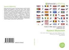 Couverture de Kasimir Malevitch