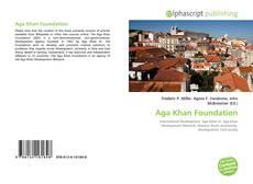 Buchcover von Aga Khan Foundation
