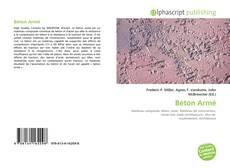 Béton Armé的封面