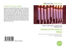 Bookcover of History of the Jews in Malta