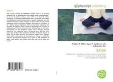 Buchcover von Satori