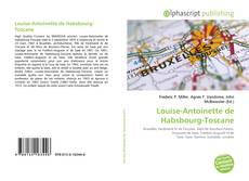 Bookcover of Louise-Antoinette de Habsbourg-Toscane