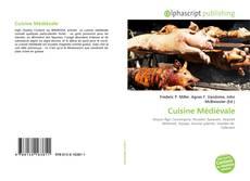 Cuisine Médiévale的封面