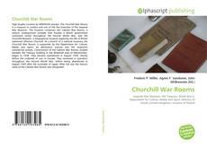 Portada del libro de Churchill War Rooms