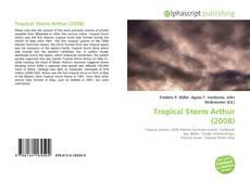 Borítókép a  Tropical Storm Arthur (2008) - hoz