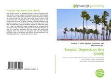 Bookcover of Tropical Depression One (2009)