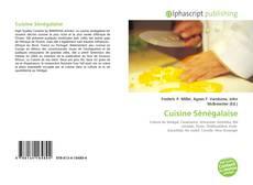 Bookcover of Cuisine Sénégalaise