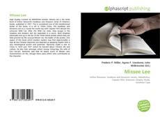 Missee Lee kitap kapağı
