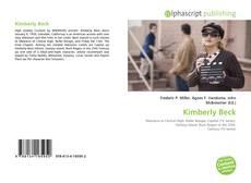 Обложка Kimberly Beck