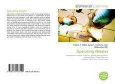 Operating Theater kitap kapağı
