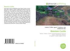 Bookcover of Beeston Castle