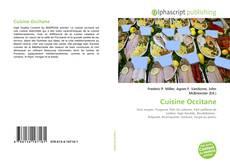 Portada del libro de Cuisine Occitane