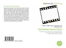 Portada del libro de The Perfect Storm (Film)