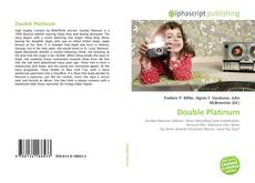 Bookcover of Double Platinum