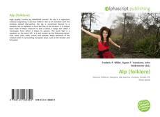 Couverture de Alp (folklore)