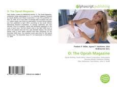 O: The Oprah Magazine的封面