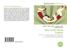 Buchcover von Man on the Flying Trapeze