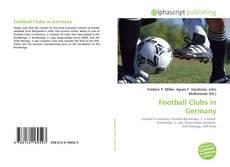 Обложка Football Clubs in Germany