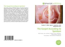 Bookcover of The Gospel According to Spiritism