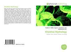 Bookcover of Khoikhoi Mythology