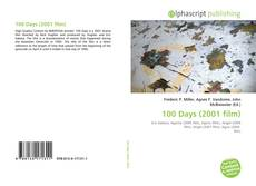 Bookcover of 100 Days (2001 film)