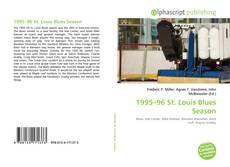 Borítókép a  1995–96 St. Louis Blues Season - hoz