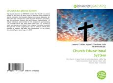 Bookcover of Church Educational System