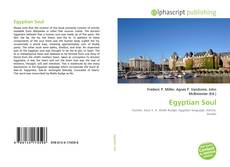 Bookcover of Egyptian Soul