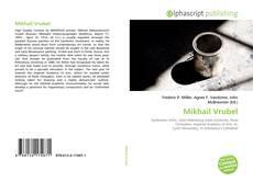 Portada del libro de Mikhail Vrubel
