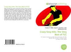 Portada del libro de Crazy Sexy Hits: The Very Best of TLC