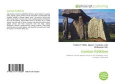 Bookcover of Iranian Folklore