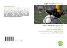 Bookcover of Alexei Eremenko