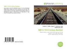 Capa do livro de MR 0-10-0 Lickey Banker