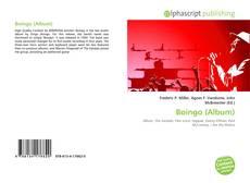 Bookcover of Boingo (Album)
