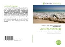 Bookcover of Louisiade Archipelago