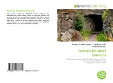 Bookcover of Tunnels Routiers Romains