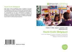 Couverture de Haute Ecole (Belgique)